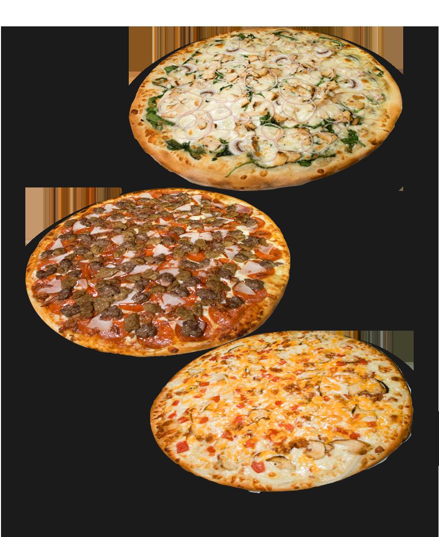 Special-Pizzas - No Anchovies - ©Adam Stultz 2019